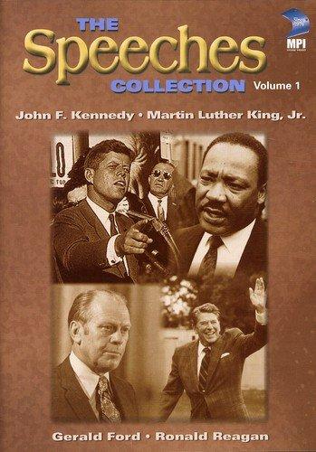 The Speeches Collection: John F. Kennedy (Dwight D Dvd Eisenhower)