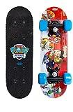 Mini Skateboard 17' Pat Patrouille - Deck Antidérapant - Léger et Transportable - Enfants dès 3 ans - D'arpèje - OPAW247