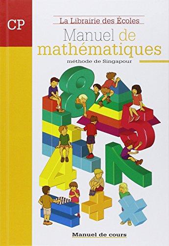 Manuel de mathématiques CP