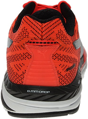 Puma Speed 600 Ignite Synthétique Baskets red blast-white-black