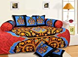 Salona Bichona 100% Cotton twill Diwan Set
