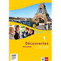 Découvertes 1. Série jaune: Cahier d'activités mit MP3-CD und Video-DVD 1. Lernjahr (Découvertes. Série jaune (ab Klasse 6). Ausgabe ab 2012)