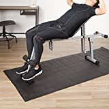 Ultrasport Fitness Multifunktionsmatte, 200x90cm - 2