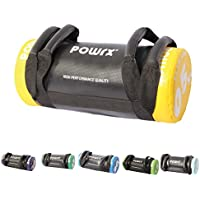 POWRX Power Bag I 5 - 30 kg I Kunstleder Fitness Bag für Functional Fitness
