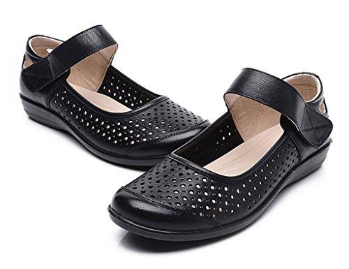 74656d11db36b4 Chaussures En Cuir De Style De Salon Taille 39 Couleur Noir ...