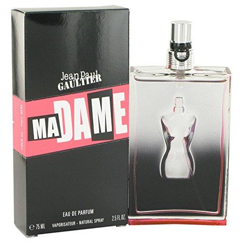 Jean Paul Gaultier Madame POUR FEMME par Jean Paul Gaultier - 75 ml Eau de Parfum Vaporisateur