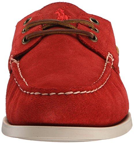 Polo Ralph Lauren Bienne Ii Oxford RL2000 Red