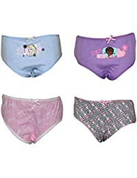 Pepperika Cotton Panties For Girls For 2-3 Years(Pack of 4)