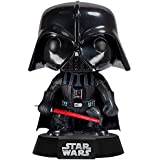 Pop! Movies - Darth Vader de Star Wars, figura de 10 cm (Funko FUNVPOP2300)