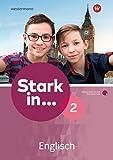 Stark in ... Englisch: Arbeitsheft 2 mit Audio-CD