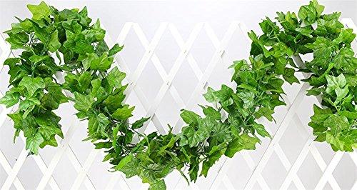Siepi Da Giardino Finte : Piante artificiali siepe tatuer balcone decorazione edera foglie