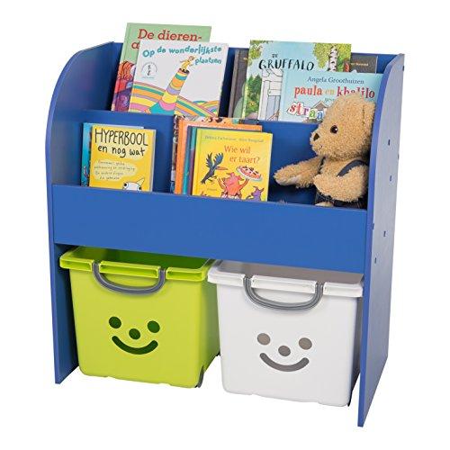 Iris Kinder Bücherregal   Bücherregal Kinder