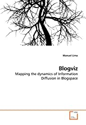 Blogviz: Mapping the dynamics of Information Diffusion in Blogspace