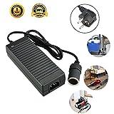 Netzadapter KFZ Wechselrichter - STYLINGCAR 120W 12V 10A AC-DC Netzteil Adapter Spannungswandler 100-220V/230/240V AC zu 12V DC Stromwandler Netzgleichrichter Netz-Adapter
