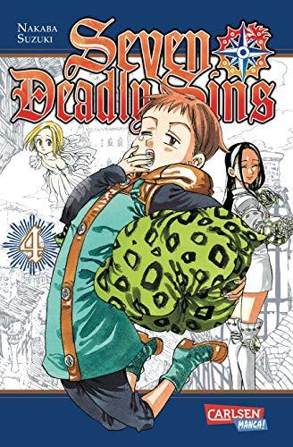 Seven Deadly Sins 4 (Buch Dragon 4 Ball)