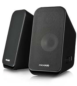 Microlab 7W 2.0 RMS Speakers