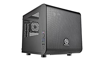 Thermaltake Core V1 Mini ITX Cube Case with Fan (B00MJSV9Y2) | Amazon Products