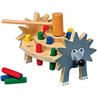 Legler Hammer Bench Hedgehog Preschool Learning Toy