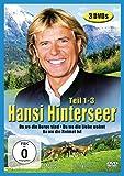 DVD Cover 'Hansi Hinterseer, Teil 1-3 [3 DVDs]