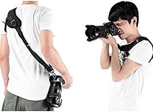 Focus F1 DSLR Camera Strap for Quick Action Shooting(Multicolour)
