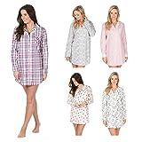 COTTONIQUE Women's Nightdresses & Nightshirts