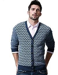 Match Men's Knitwear Cardigan