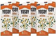Yosoy - Bebida Vegetal de Avena - Caja de 6 x 1L