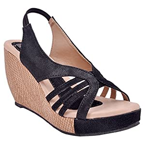 9Space comfort women's Wedges
