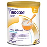 Neocate Nutra, 14.1 oz / 400 g (Case of 4 cans) by Nutricia North America, Inc.