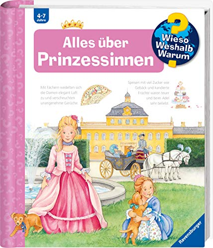 Alles über Prinzessinnen (Wieso? Weshalb? Warum?, Band 15) - Rock-krone