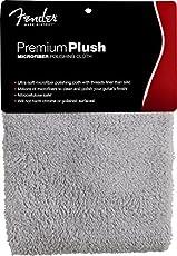 Fender Accessories Premium 099-0525-000 Plush Microfiber Polishing Cloth