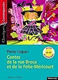 Contes rue Broca et folie Méricourt