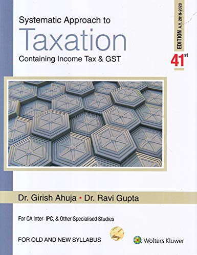 Systematic Approach to Taxation