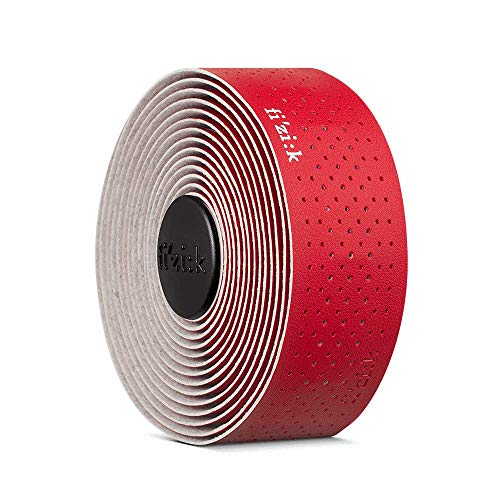fizik Tempo Microtex Classic - 2mm, Red -