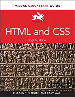 HTML and CSS: Visual QuickStart Guide (English Edition