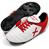 Vector X Fusion 002-M Football Shoes, Men's (White/Red)