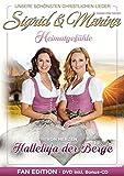 Sigrid & Marina - Halleluja der Berge - Fanedition (+ Bonus-CD) [2 DVDs]