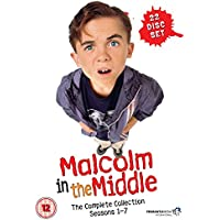 Malcolm In The Middle: The Complete Collection Box Set - Seasons 1-7