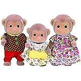 Sylvanian Familia del mono