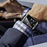 Smartwatch Bluetooth Sweatproof Touchscreen Phone with Camera TF/SIM Card Slot for Android