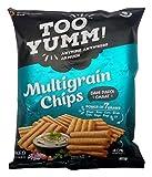 #4: Too Yumm Multigrain Chips - Dahi Papdi Chaat, 30g Pack