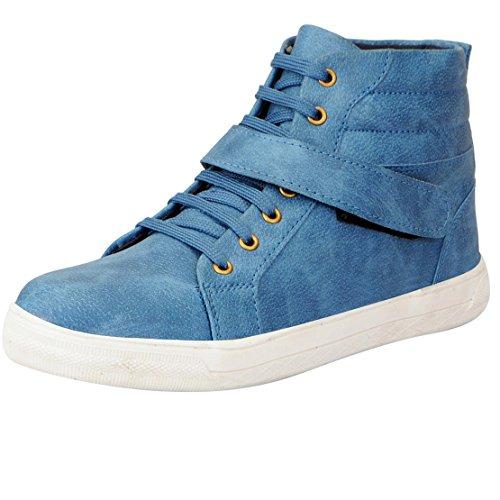 Fausto 3519-41 Blue Men's Sneakers