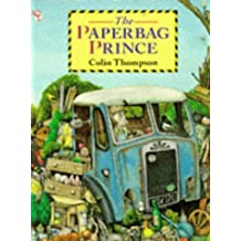 The Paperbag Prince (Red Fox Picture Books) by Colin Thompson (20-Jan-1994) Paperback