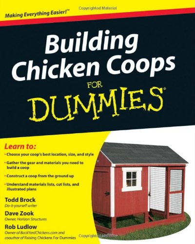 building-chicken-coops-for-dummies