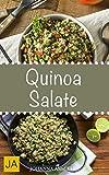 Quinoa Salate - Leckere, schnelle und einfache Salat-Rezepte die Ihnen dabei helfen die nervenden Kilos loszuwerden! Quinoa Rezepte, Quinoa Backen, Abnehmen mit Quinoa