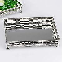 Suchergebnis Auf Amazon De Für Deko Tablett Rechteckig Silber