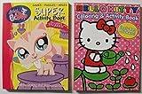 Two Book Bundle Littlest Pet Shop & Hell...