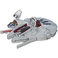 Star Wars Nave de batalla Halcón Milenario electrónico (Hasbro B3678EU4)