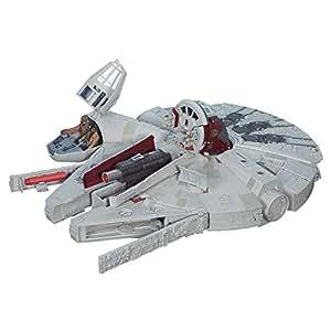 Star Wars - Veicolo Millennium Falcon