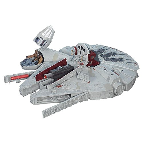 Star Wars - Electronic Millennium Falcon Battle Ship (Hasbro B3678EU4)